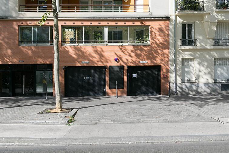 Parking Porte d'Orléans - Jean Moulin - Paris 14 127 boulevard Brune