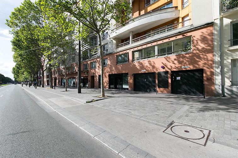 Parking Porte d'Orléans - Jean Moulin - Paris 14 pas cher