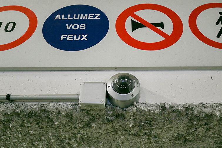 Parking Porte d'Orléans - Jean Moulin - Paris 14 souterrain
