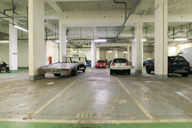 Parking Porte d'Orléans - Jean Moulin - Paris 14 Paris
