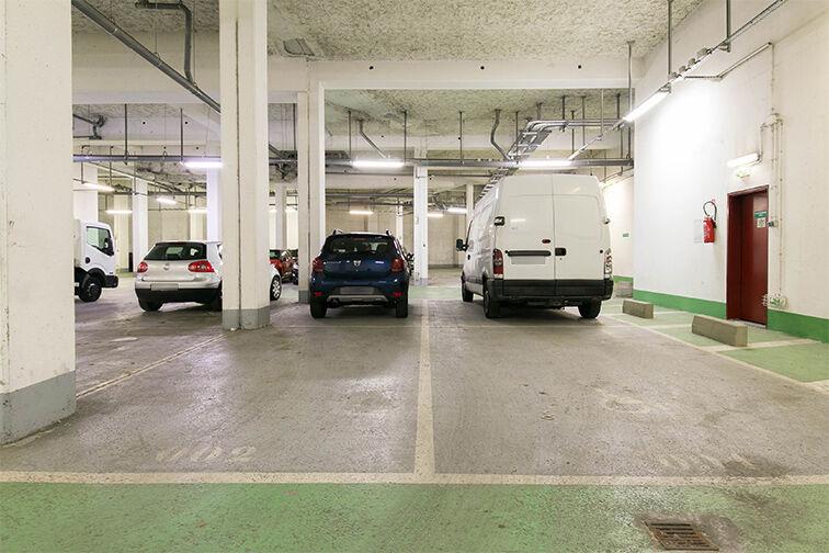 Parking Porte d'Orléans - Jean Moulin - Paris 14 75014