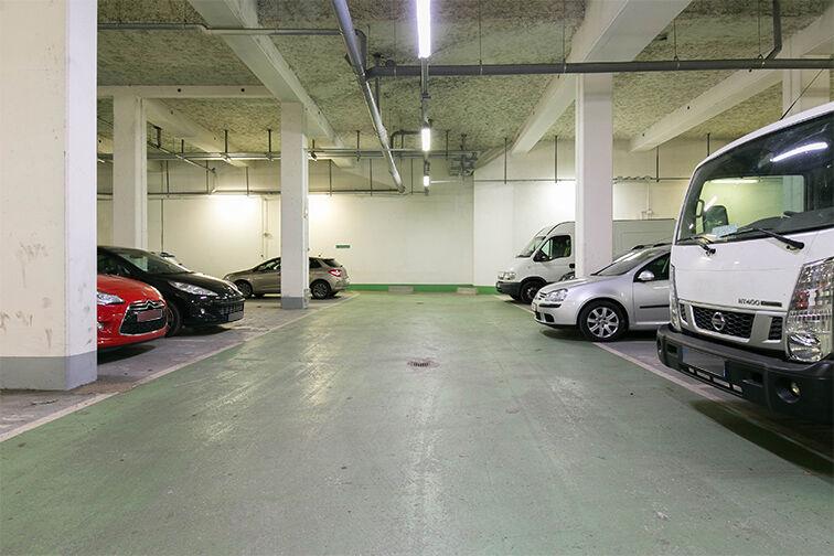 Parking Porte d'Orléans - Jean Moulin - Paris 14 gardien