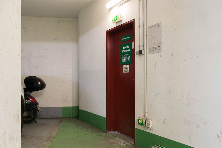 Parking Porte d'Orléans - Jean Moulin - Paris 14 garage