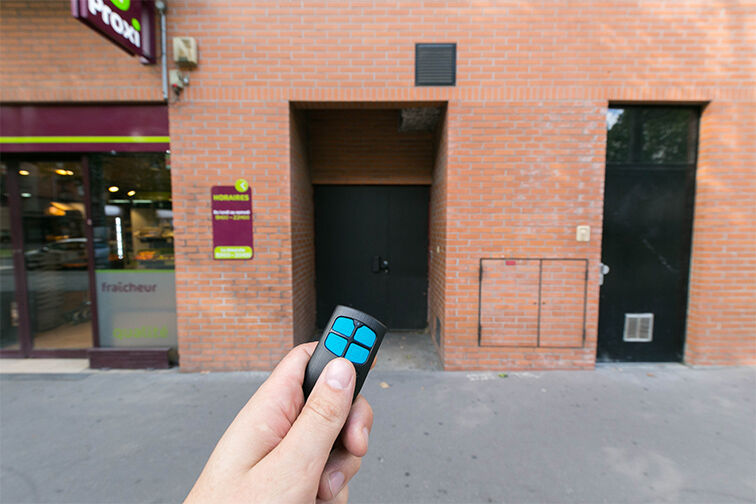 Parking Porte d'Orléans - Jean Moulin - Paris 14 sécurisé