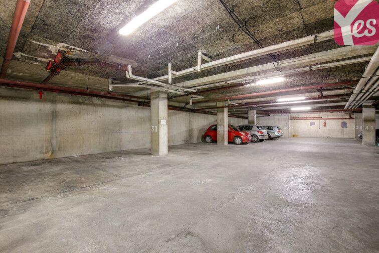 Parking Canal Saint-Martin - Jemmapes - Paris 10 souterrain