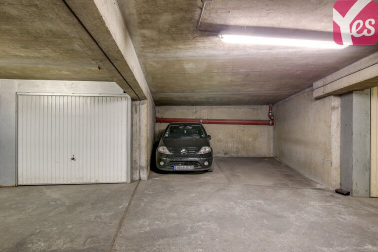 Parking Canal Saint-Martin - Jemmapes - Paris 10 box