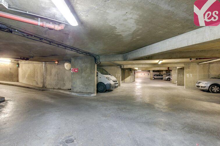 Parking Canal Saint-Martin - Jemmapes - Paris 10 gardien
