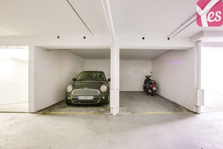 Parking Stalingrad - Louis Blanc - Paris 10 location mensuelle