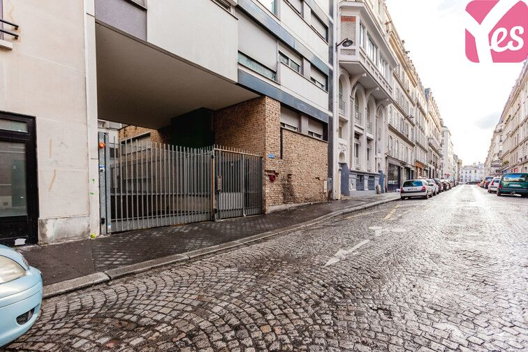 Parking Stalingrad - Louis Blanc - Paris 10 en location