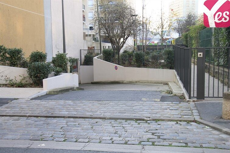 Parking Rue de Nice - Alfortville 94140
