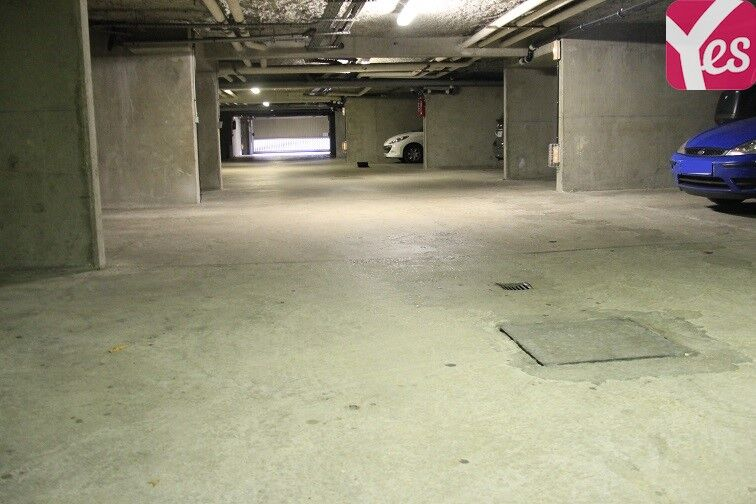 Parking Rue de Nice - Alfortville location mensuelle