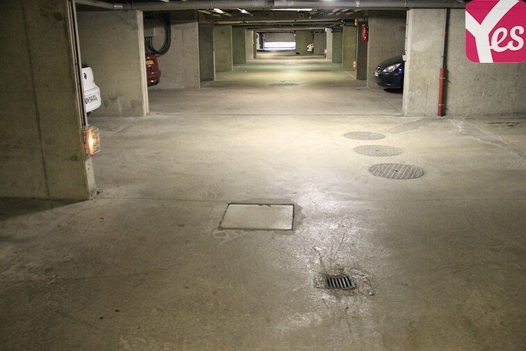 Parking Rue de Nice - Alfortville location