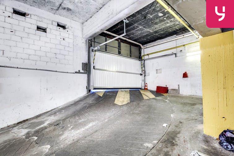 Parking Quai des carrières - Charenton-le-Pont - Places motos 94220