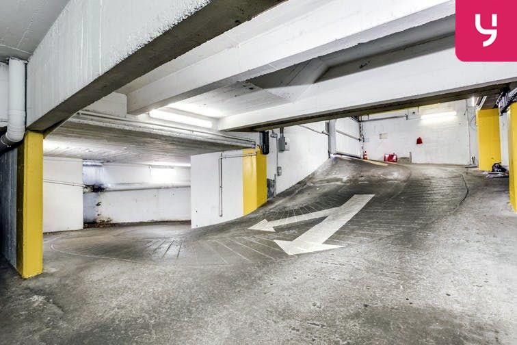 Parking Quai des carrières - Charenton-le-Pont - Places motos caméra