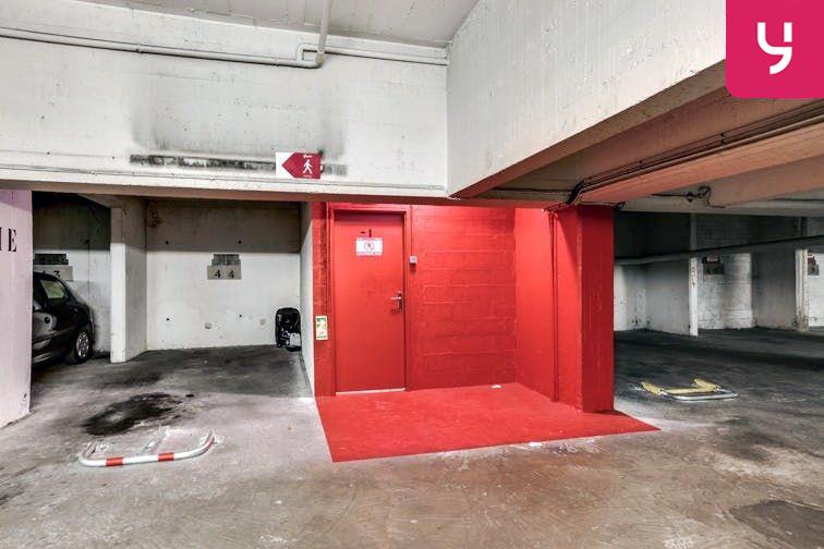 Parking Quai des carrières - Charenton-le-Pont - Places motos Charenton-le-Pont