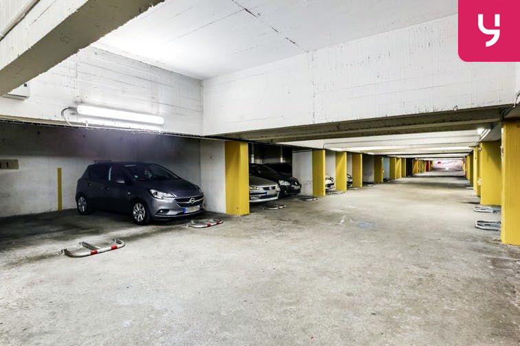 Parking Quai des carrières - Charenton-le-Pont - Places motos 1 Villa Bergerac