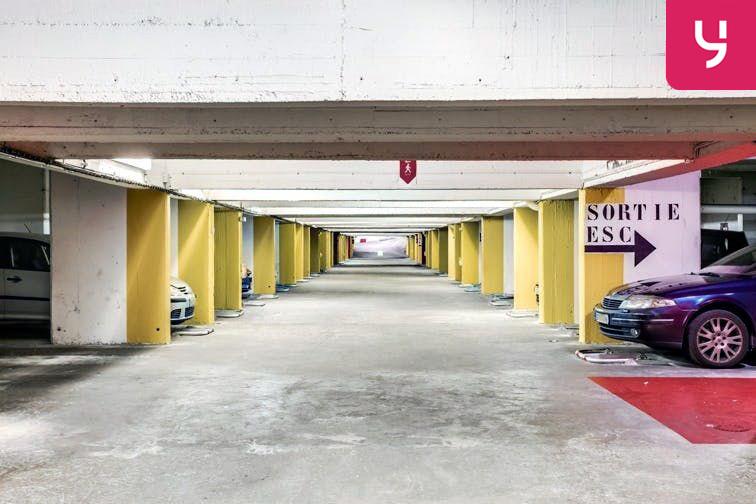 Parking Quai des carrières - Charenton-le-Pont - Places motos gardien