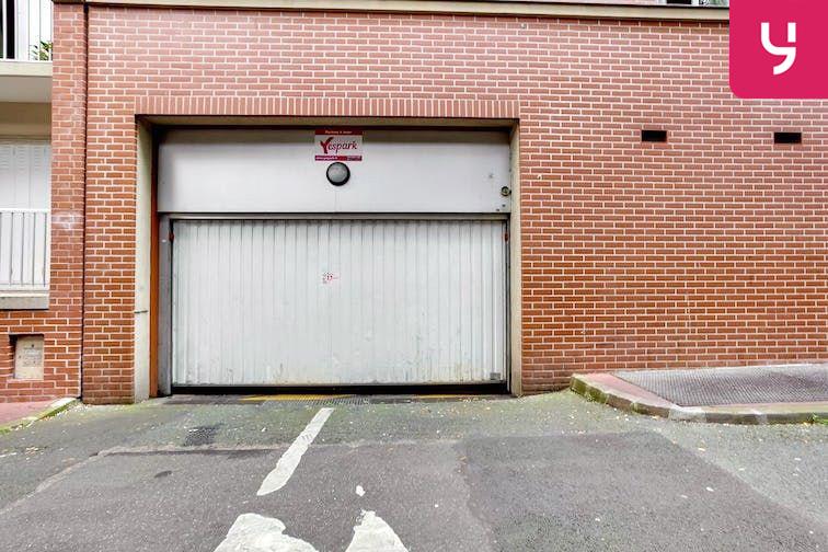Parking Quai des carrières - Charenton-le-Pont - Places motos location mensuelle