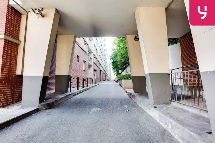 Parking Quai des carrières - Charenton-le-Pont - Places motos location