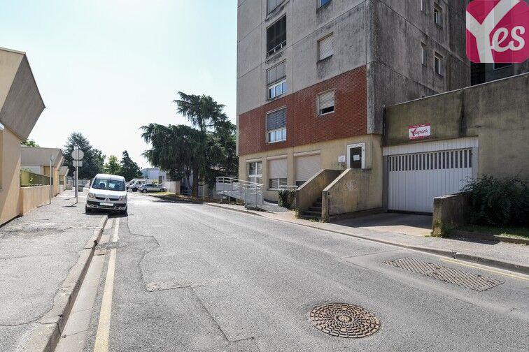 Parking Centre-ville - Vierzon 24/24 7/7