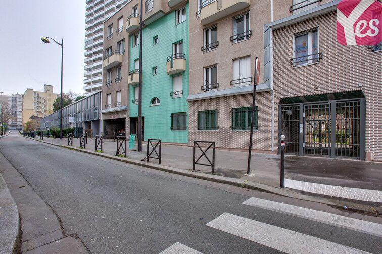 Parking Porte de la Chapelle - Charles Hermite - Evangile - Paris 18 location mensuelle