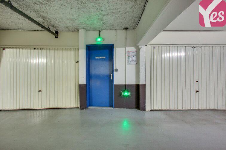 Parking Porte de la Chapelle - Charles Hermite - Evangile - Paris 18 25 rue des Fillettes
