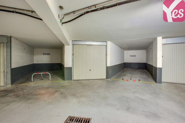 Parking Porte de la Chapelle - Charles Hermite - Evangile - Paris 18 gardien