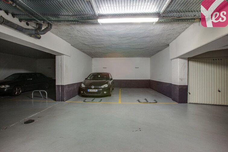 Parking Porte de la Chapelle - Charles Hermite - Evangile - Paris 18 caméra