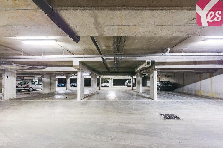 Parking Dunois - Châteaudun - Orléans caméra