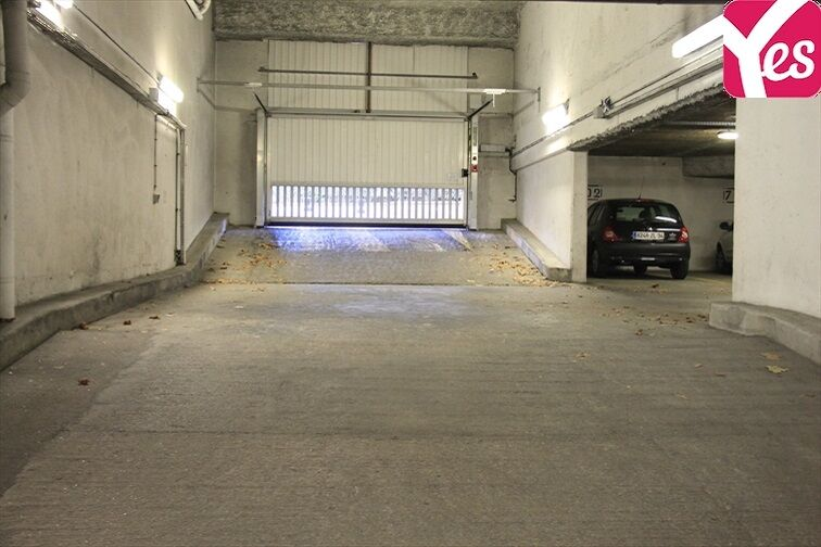 Parking Hôtel de Ville - Alfortville sécurisé