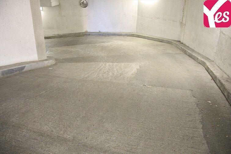 Parking Hôtel de Ville - Alfortville souterrain