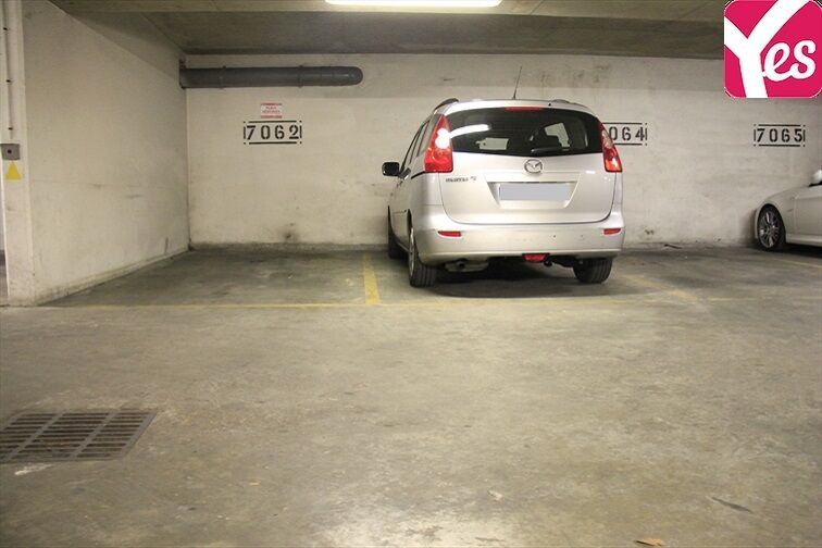 Parking Hôtel de Ville - Alfortville gardien