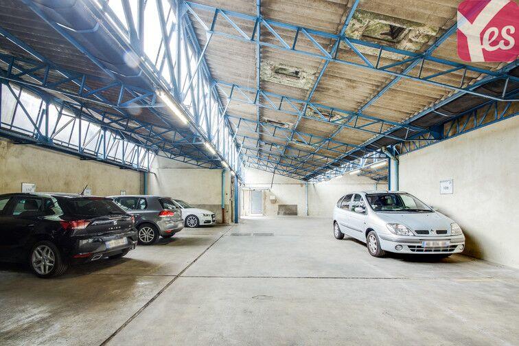Parking Palais Jacques-Cœur - Bourges 24/24 7/7