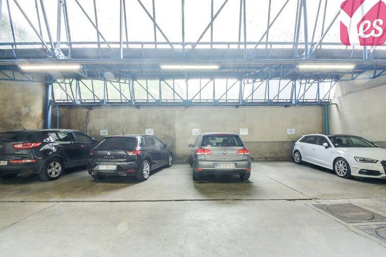 Parking Palais Jacques-Cœur - Bourges 18000