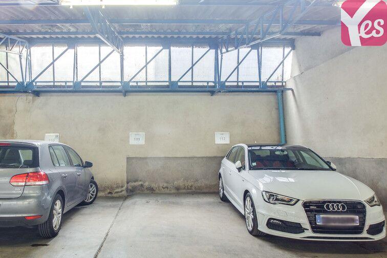 Parking Palais Jacques-Cœur - Bourges garage