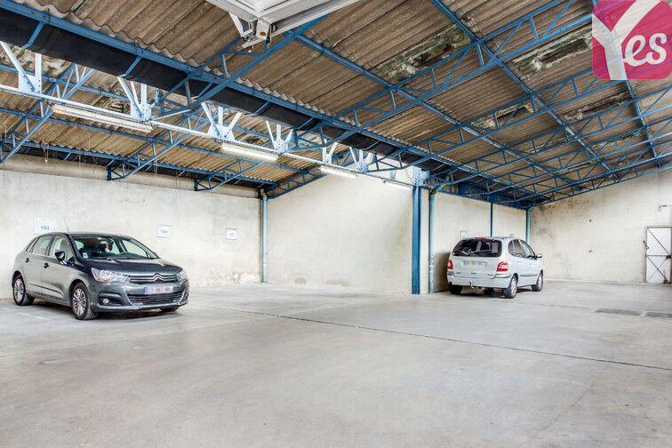 Parking Palais Jacques-Cœur - Bourges sécurisé