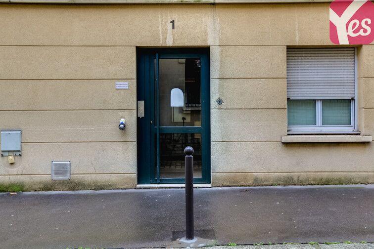 Parking Nationale - Mairie du 13ème sécurisé