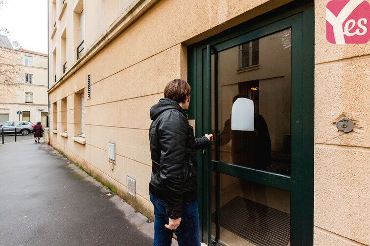 Parking Nationale - Mairie du 13ème souterrain
