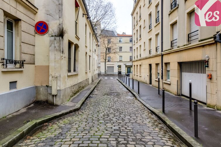 Parking Nationale - Mairie du 13ème gardien