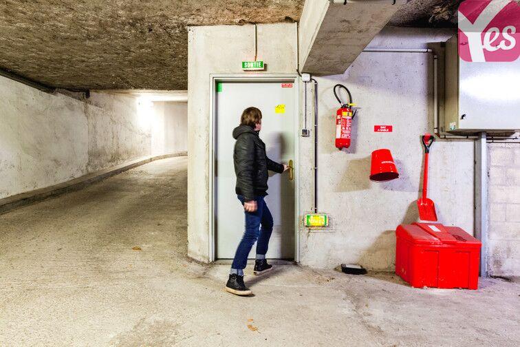 Parking Nationale - Mairie du 13ème box