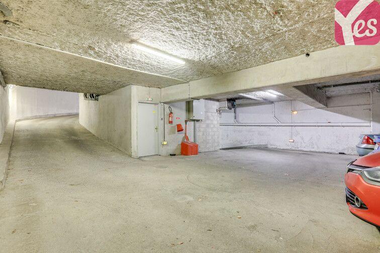 Parking Nationale - Mairie du 13ème caméra
