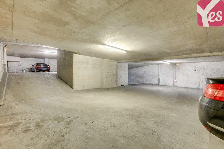 Parking Nationale - Mairie du 13ème 24/24 7/7