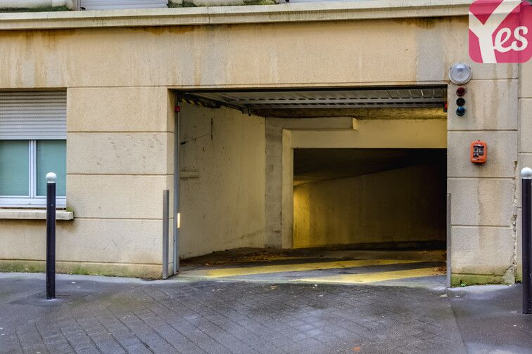 Parking Nationale - Mairie du 13ème en location