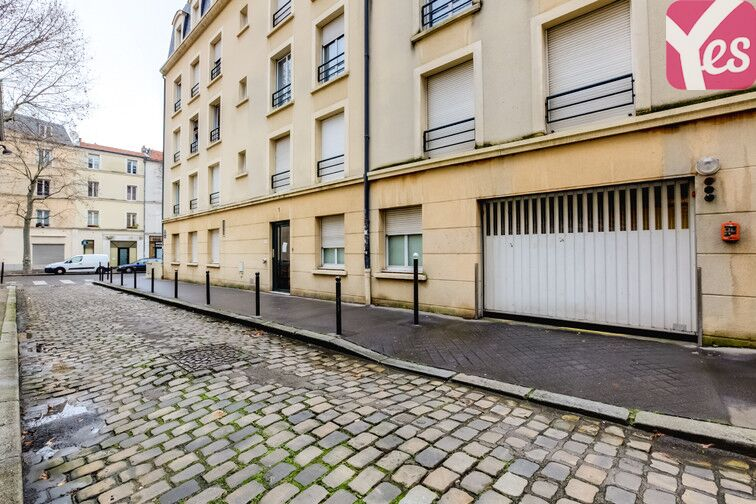 Parking Nationale - Mairie du 13ème 75013