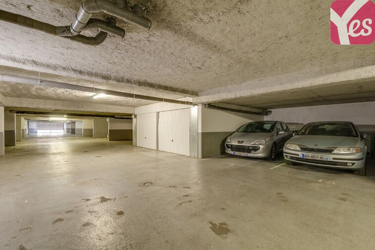 Parking Centre-ville - Saint-Jean-de-Braye 24/24 7/7