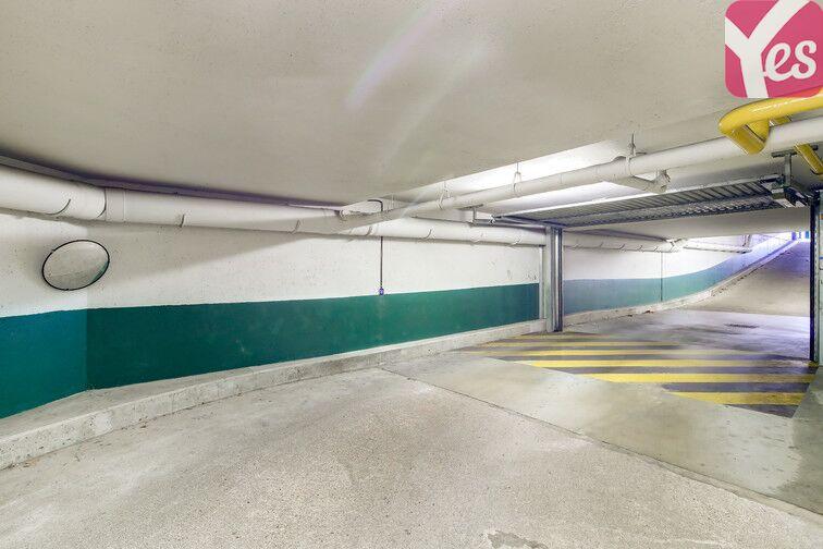 Parking Petit Ivry - Ivry-sur-Seine - Gauche sécurisé