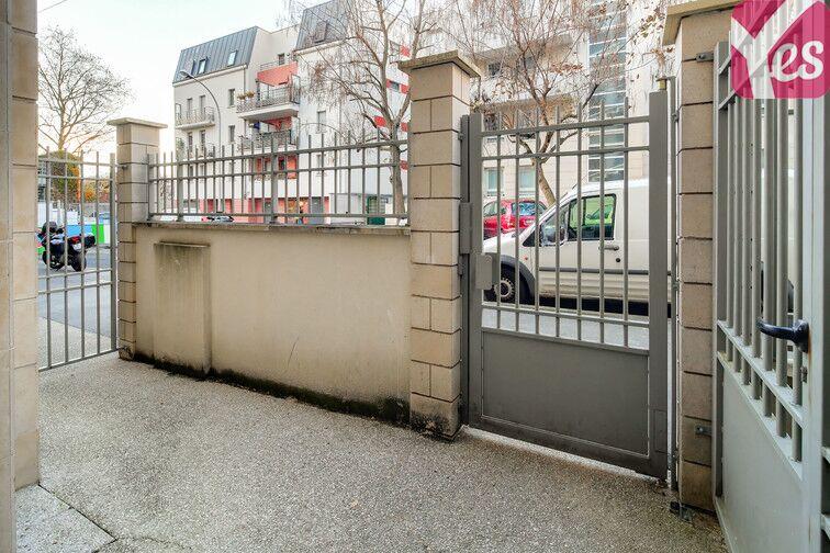 Parking Petit Ivry - Ivry-sur-Seine - Gauche Ivry-sur-Seine