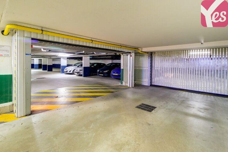 Parking Petit Ivry - Ivry-sur-Seine - Gauche garage