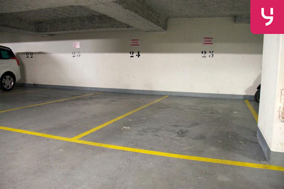 Location Parking Vanves Yespark